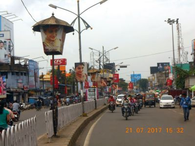 Khan Nagar Traffic To Badam Badi Traffic (2)